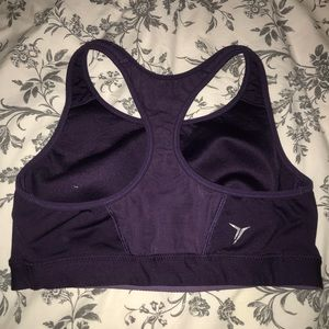 super cute old navy sportsbra